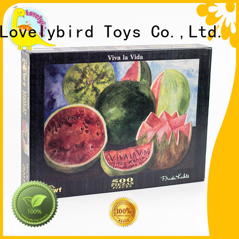 jigsaw puzzles gratuits interesting for adult Lovelybird Toys