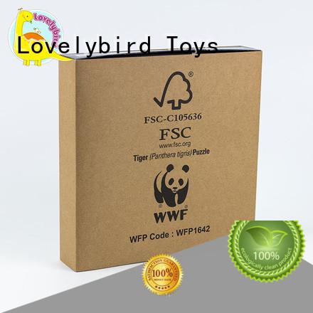 popularpuzzle puzzle toy Lovelybird Toys Brand