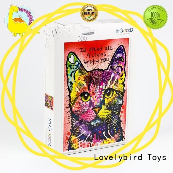 Wholesale educational  Lovelybird Toys Brand