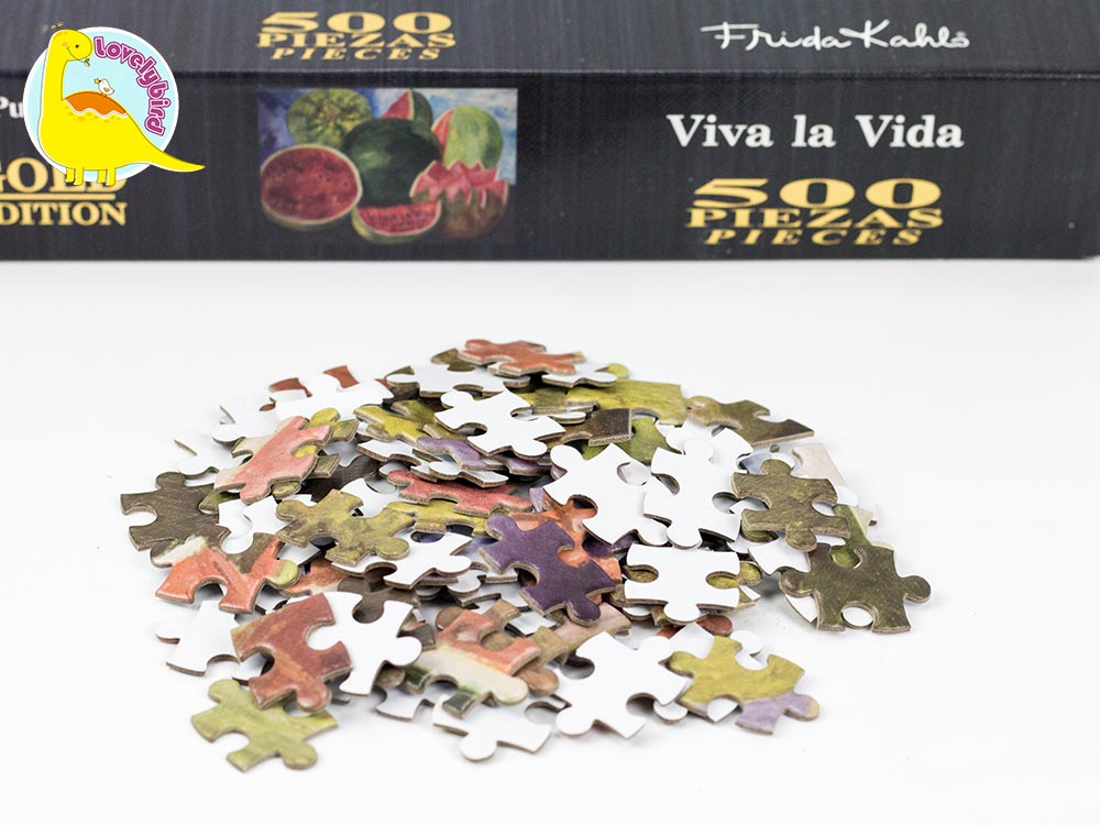 Lovelybird Toys easy jigsaw puzzles wholesale for adult-5