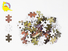 jjgsaw 500 piece jigsaw puzzles round for Lovelybird Toys