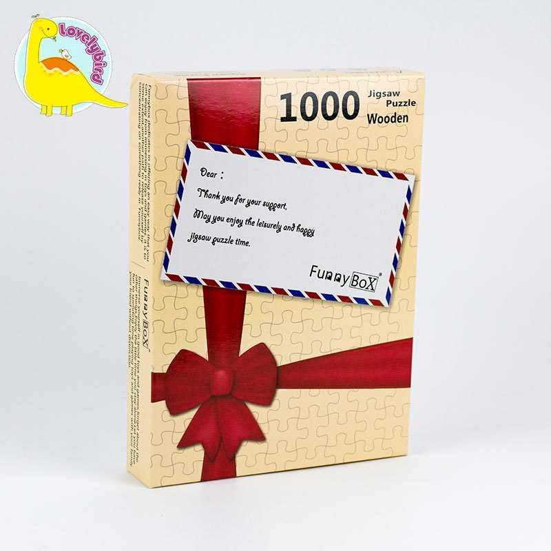 1000pc Jigsaw PuzzlesEducational Gift Toy