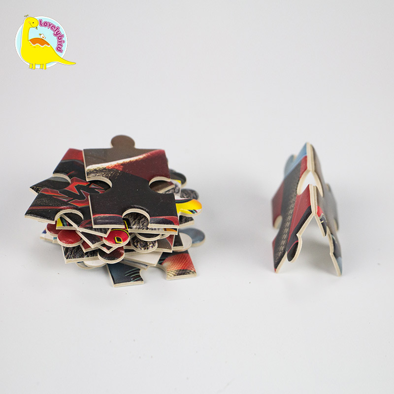 Lovelybird Toys paper puzzle manufacturers for adults-1