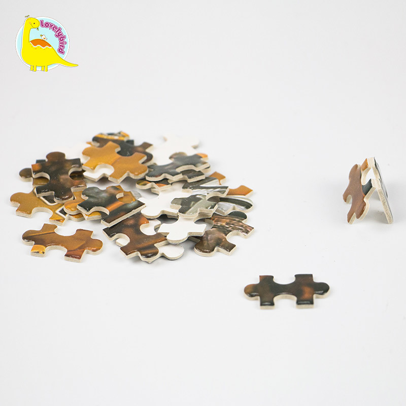 Lovelybird Toys Brand jigsaw 150 pc custom