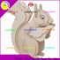 new 3d wooden puzzle animals supply for entertainment