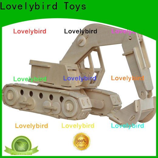 Lovelybird Toys top 3d truck puzzle company for sale