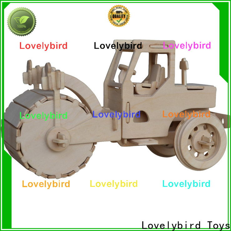 Lovelybird Toys 3d truck puzzle company for sale