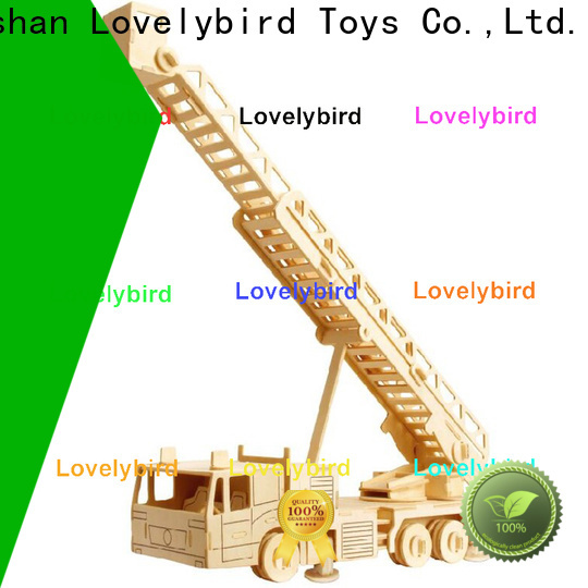 new 3d truck puzzle company for sale