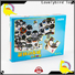 hot sale wooden puzzles for kids with frame for entertainment