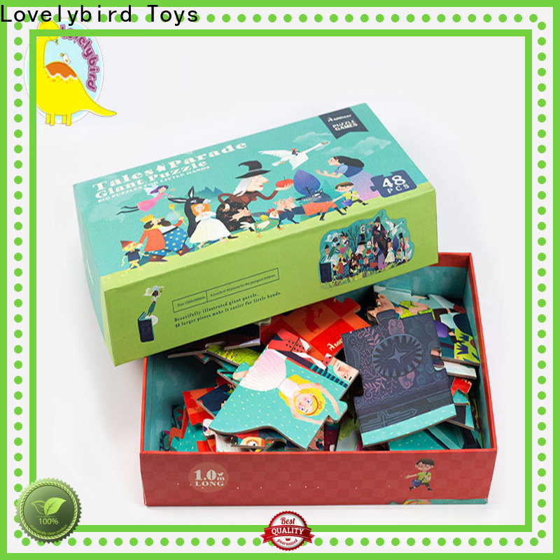 Lovelybird Toys cool jigsaw puzzles factory for games