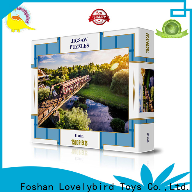 best 1500 jigsaw puzzles supply wholesale