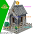 top 3d wooden house puzzles suppliers for sale