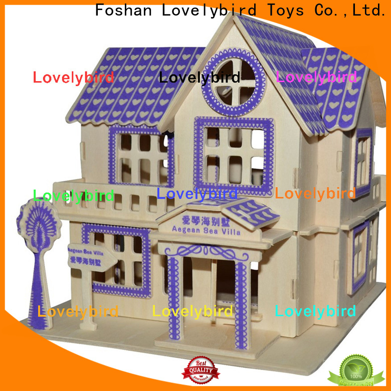 latest 3d building puzzle company for sale
