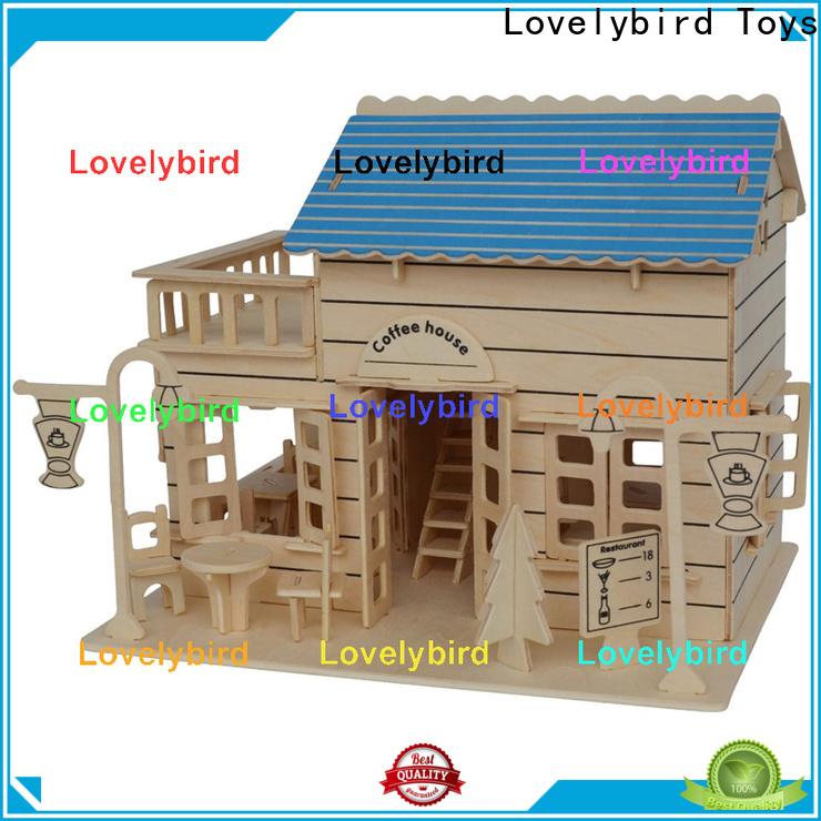hot sale 3d building puzzle suppliers for business