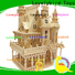 top 3d wooden puzzle house supply for adults