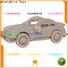 new 3d wooden car puzzle suppliers for entertainment