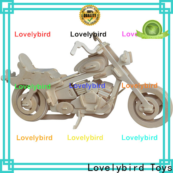 top 3d wooden puzzle car factory for kids