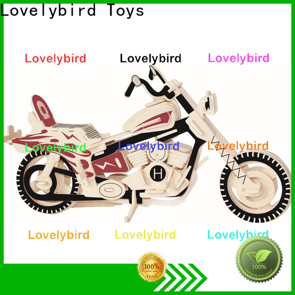 Lovelybird Toys best 3d wooden puzzle ship suppliers for present