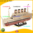 best 3d wooden car puzzle manufacturers for entertainment