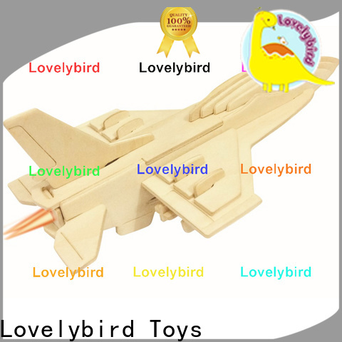 Lovelybird Toys 3d puzzle military manufacturers for sale