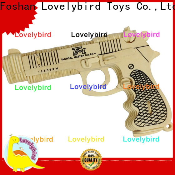 Lovelybird Toys latest 3d puzzle military company for business