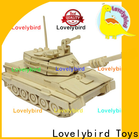 superior quality 3d puzzle military manufacturers for present