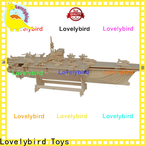 Lovelybird Toys top 3d puzzle military supply for business