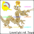 wholesale 3d wooden animal puzzle suppliers for kids