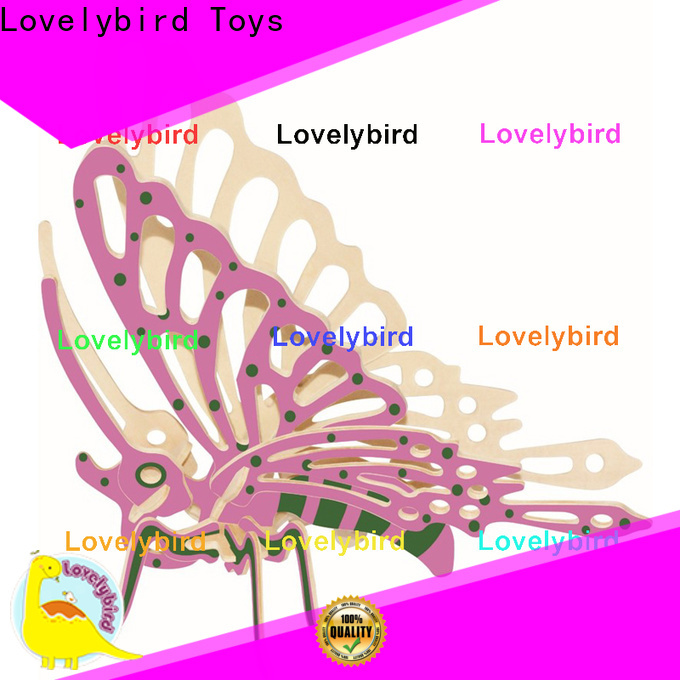 best 3d wooden puzzle animals factory for adults