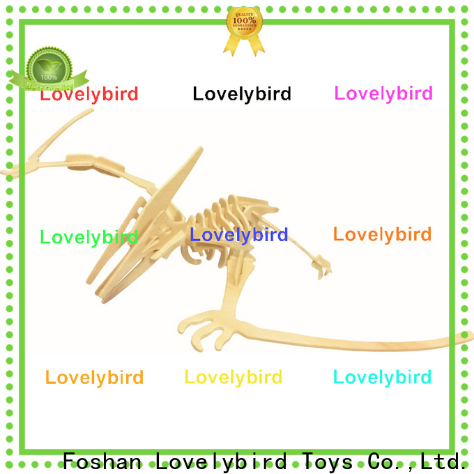 new 3d wooden puzzle animals suppliers for business