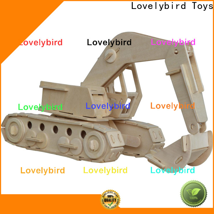 Lovelybird Toys high-quality 3d truck puzzle suppliers for business