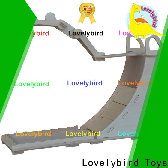Lovelybird Toys high-quality 3d puzzle furniture supply for entertainment
