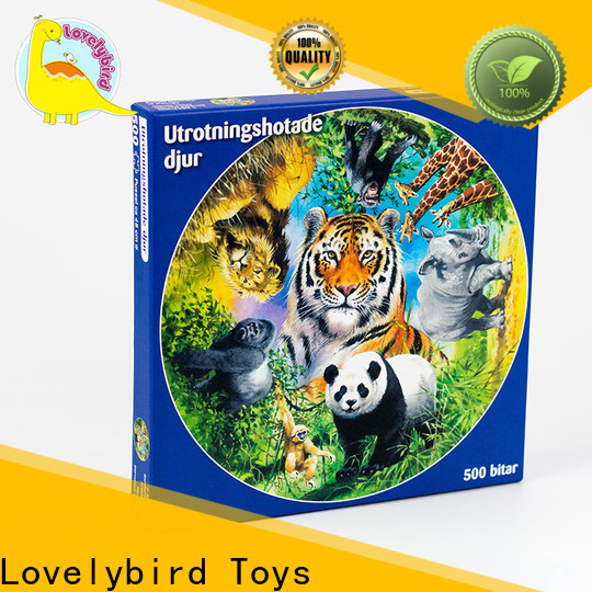Lovelybird Toys jigsaw puzzle gratuit manufacturers for adult
