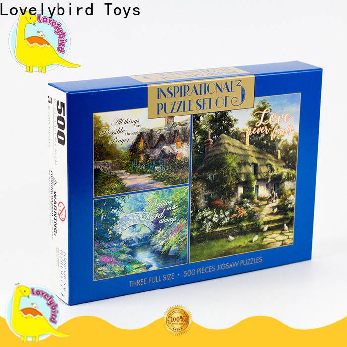 Lovelybird Toys jigsaw puzzles gratuits design for sale