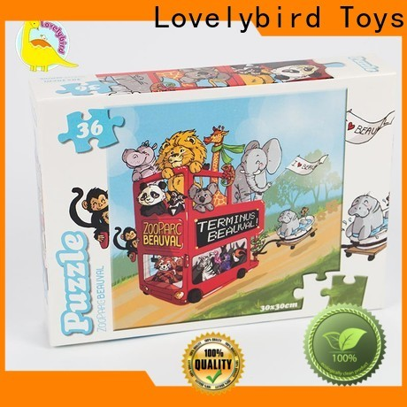 Lovelybird Toys 36 piece puzzle suppliers for sale