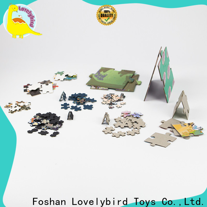 Lovelybird Toys top jigsaw puzzles for kids toy for adults