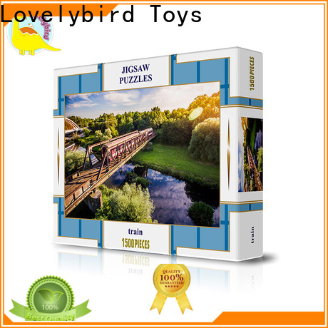 Lovelybird Toys funny jigsaw puzzles suppliers for game