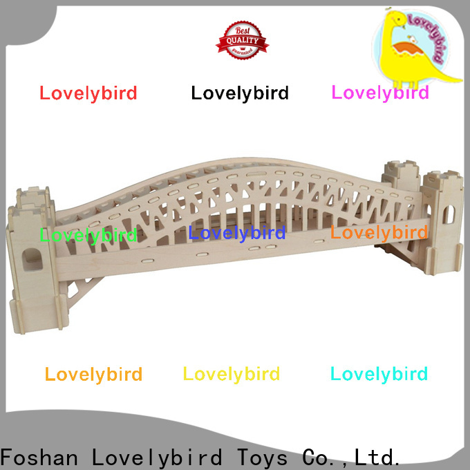 wholesale 3d building puzzle company for adults