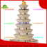 wholesale 3d wooden house puzzles company for sale