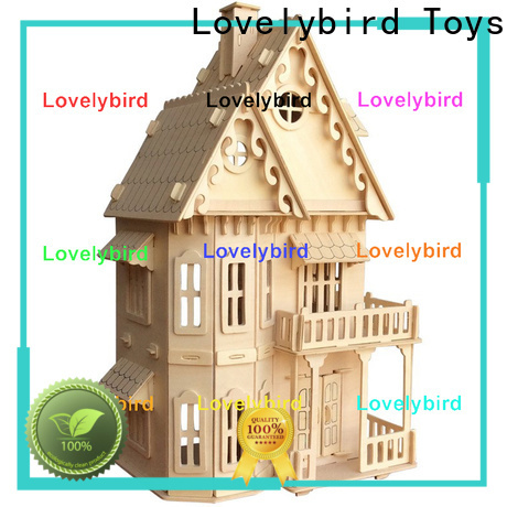 Lovelybird Toys 3d building puzzle supply for sale