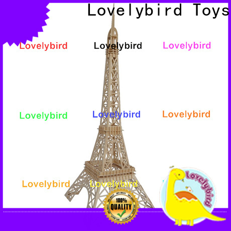 Lovelybird Toys good selling 3d building puzzle suppliers for business