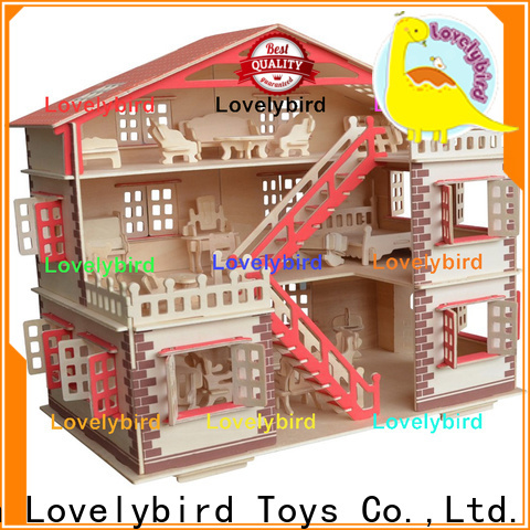 Lovelybird Toys best 3d building puzzle supply for kids