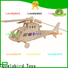 high-quality 3d wooden puzzle ship company for present
