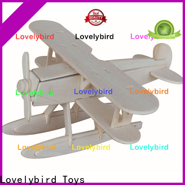 best 3d wooden car puzzle supply for present
