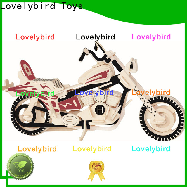 wholesale 3d wooden puzzle ship manufacturers for kids