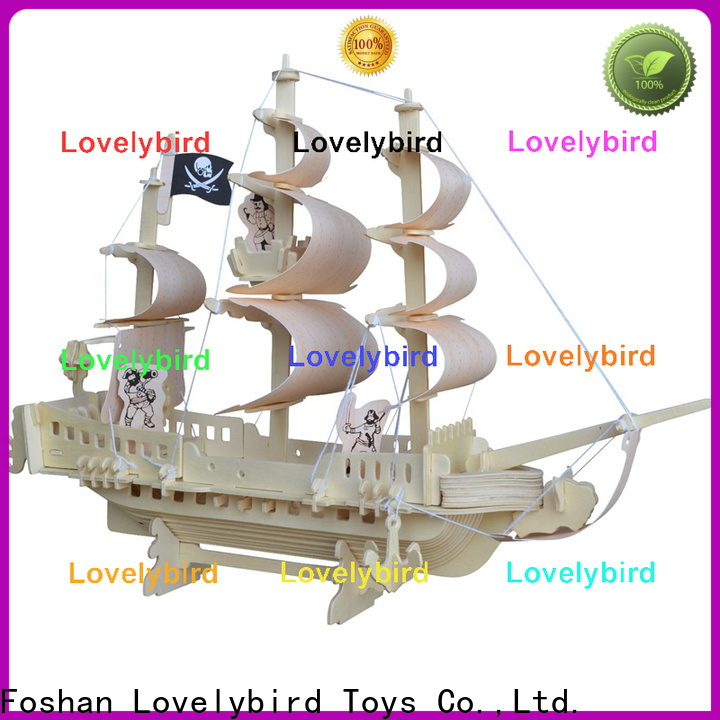 top 3d airplane puzzle factory for business