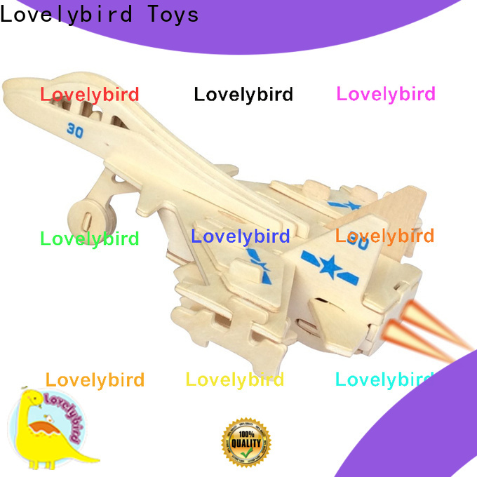 Lovelybird Toys latest 3d puzzle military factory for sale