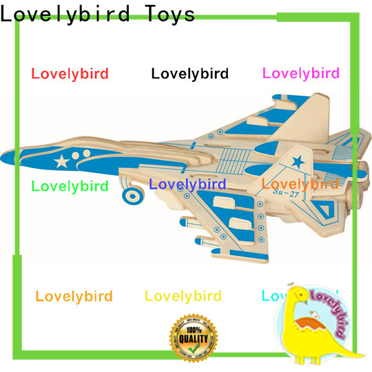 Lovelybird Toys top 3d puzzle military company for sale