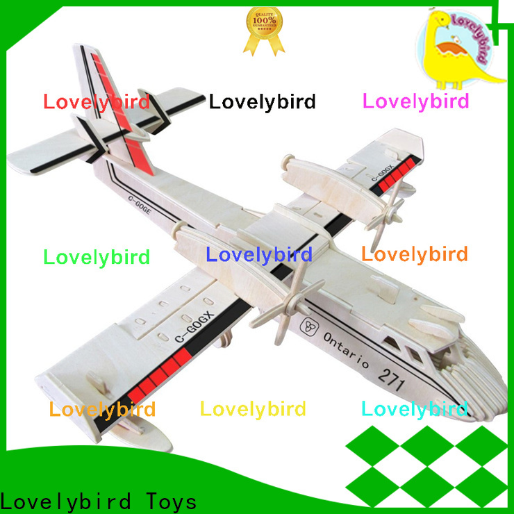 Lovelybird Toys new 3d puzzle military manufacturers for adults