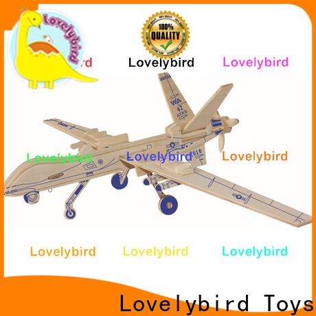Lovelybird Toys 3d puzzle military company for sale